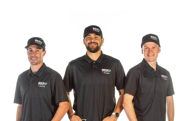 Max Anstie sur le championnat US avec Suzuki HEP Motorsports