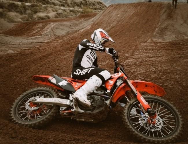 Supercross : Chase Sexton blessé lors d'une sortie en pitbike