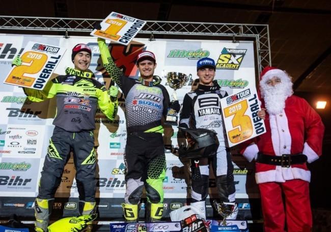SX Tour : Thomas Do champion SX2 pour la troisième fois !
