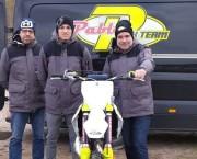 Tim Louis retrouve la catégorie 250cc avec le Pablo MX Team et Anquety Motor Sport Husqvarna