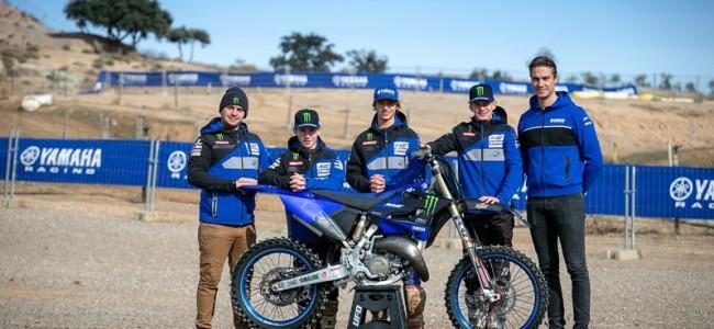 Yamaha annonce ses pilotes officiels sur le championnat d'Europe 125cc