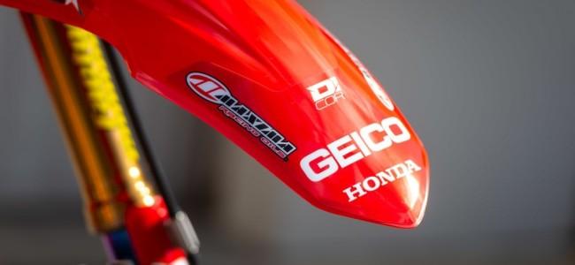 Photoshoot : le team Honda GEICO millésime 2020