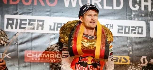 Taddy Blazusiak prend la tête du championnat SuperEnduro