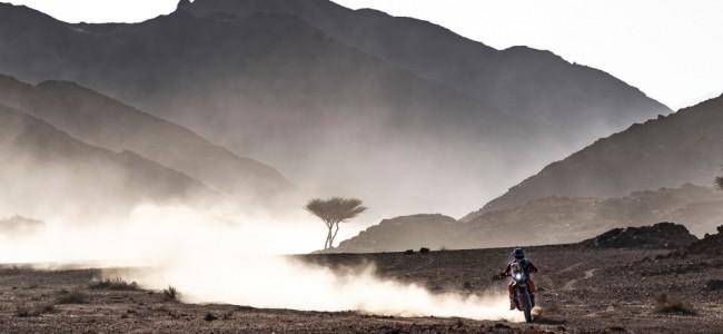 Dakar : Toby Price dégringole, Sam Sunderland aux commandes