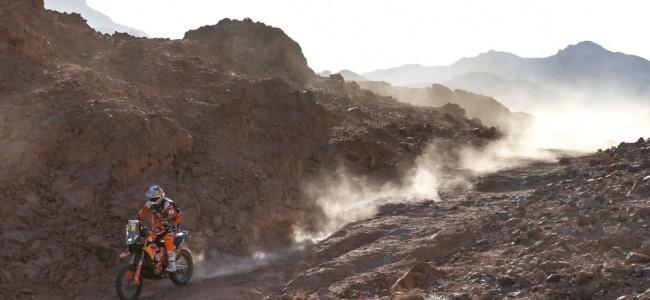 Dakar 2020, étape 2 : le résumé vidéo