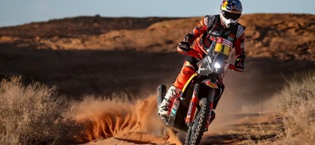 Dakar : Toby Price contre-attaque, Sam Sunderland abandonne
