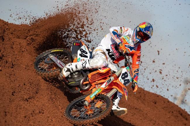 Jeffrey Herlings sur tout le championnat Dutch Masters of Motocross