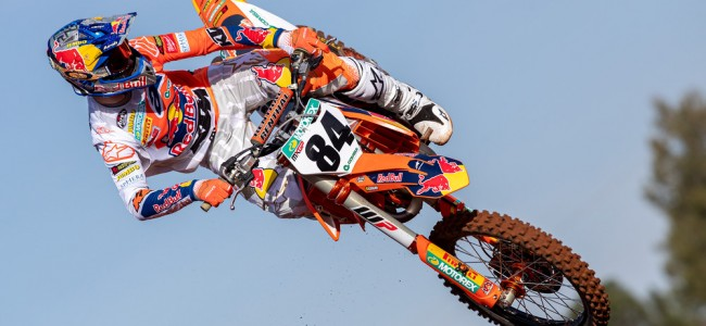 Jeffrey Herlings s'impose à Hawkstone Park