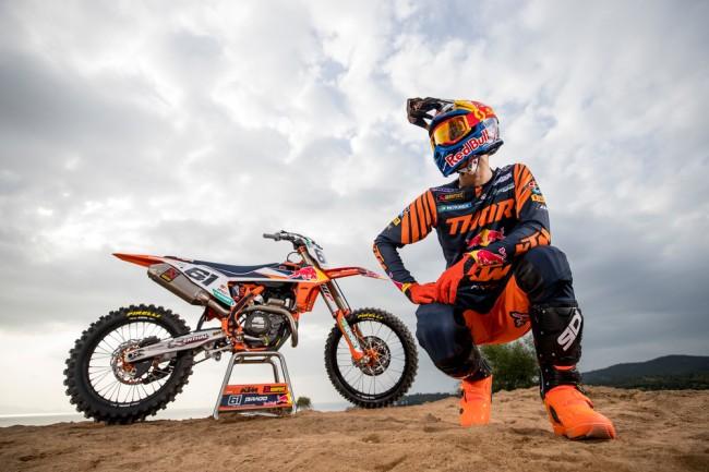 Jorge Prado déjà de retour à moto !