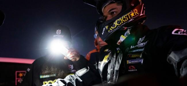 Pablo Quintanilla remporte la 9ème étape du Dakar