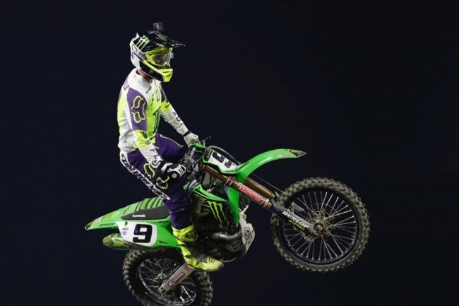 Adam Cianciarulo doit mettre un terme à sa saison SX