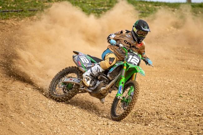 Les restrictions liées au coronavirus mettent fin à la collaboration entre Mitch Harrison et Bud Racing