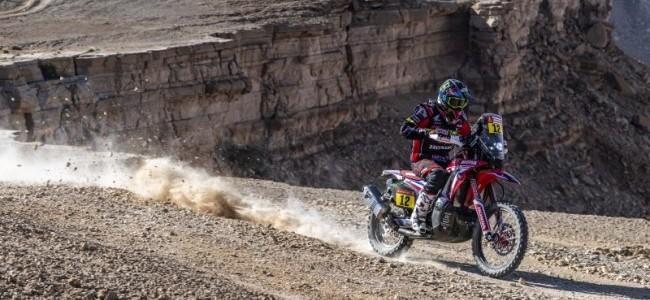 Joan Barreda remporte la 10ème étape du Dakar