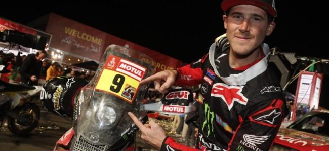 Dakar: Honda rend hommage à la victoire de Ricky Brabec