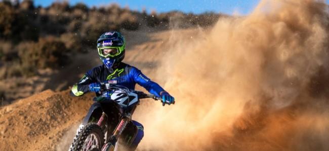 Photos : les teams officiels Yamaha MXGP et MX2