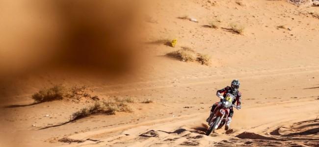 Dakar : Ricky Brabec domine la 3ème étape et prend la tête
