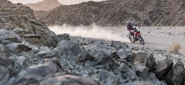 Dakar 2020, étape 4 : le résumé vidéo