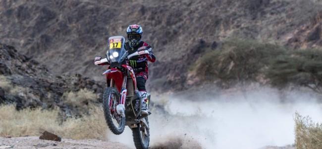 Ignacio Cornejo quatrième vainqueur d'étape du Dakar 2020