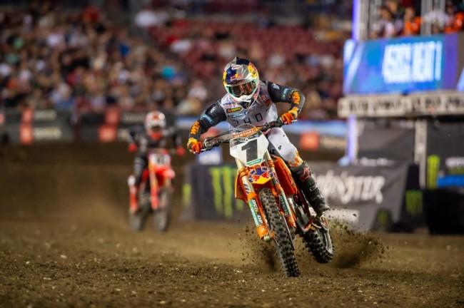Supercross US à Tampa: les meilleurs moments en images