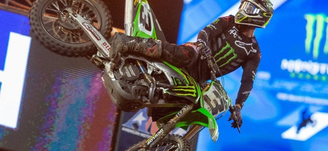 Supercross US : Eli Tomac prend les commandes !