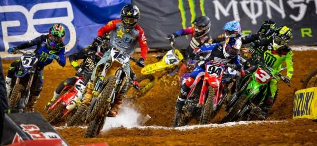 Debrief : Supercross US à Arlington