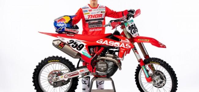 GasGas prêt à faire une entrée historique sur le championnat MXGP