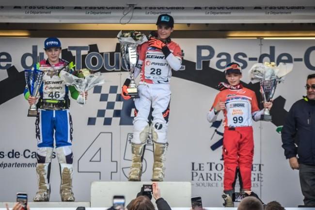 Enduropale du Touquet : Marc-Antoine Rossi s'impose au sprint chez les Espoirs