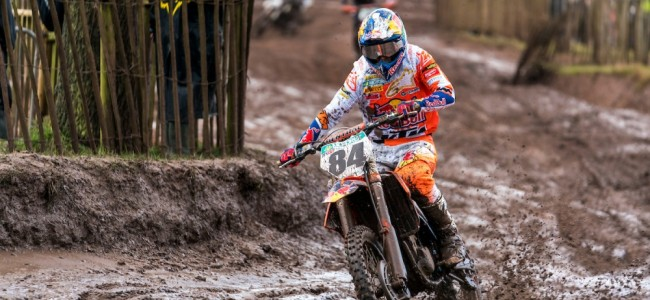 Le motocross international d'Hawkstone Park annulé