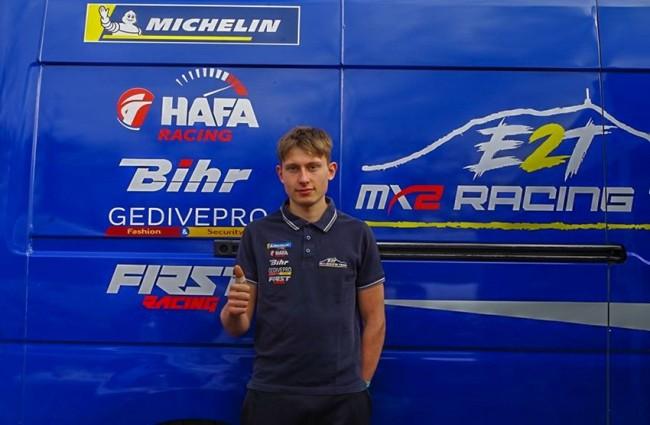 Yann Crnjanski signe chez E2T Racing