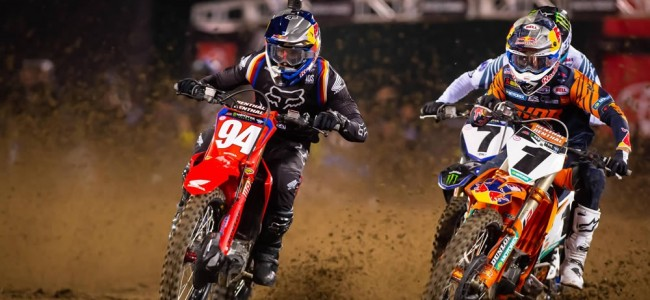Supercross : le calendrier US 2021 évolue