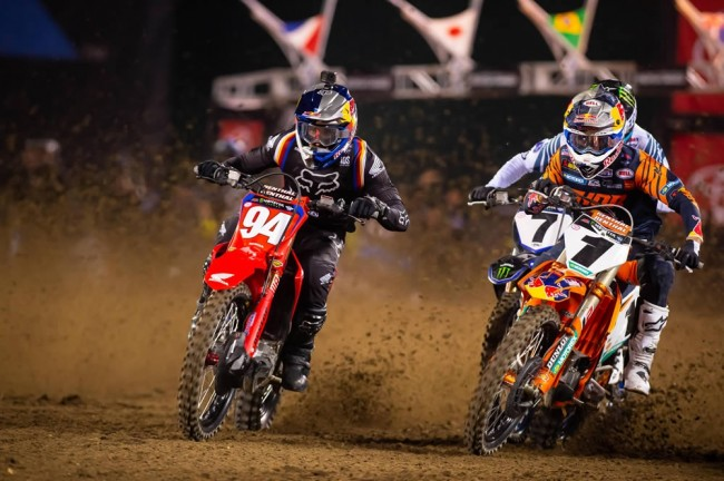 Supercross : le calendrier US 2021 évolue | Motocross   Enduro