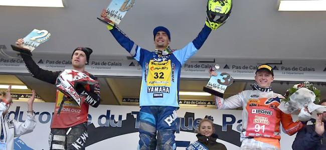Milko Potisek remporte le 45ème Enduropale du Touquet devant Van Horebeek et Watson