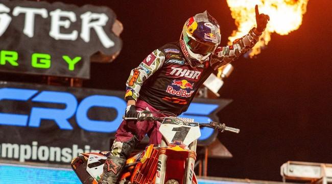 Supercross : le résumé vidéo des finales de San Diego