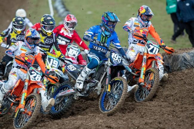 Le championnat MXGP reprendra en août