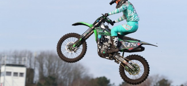 Week-end hollandais en demi-teinte pour le team Bud Racing