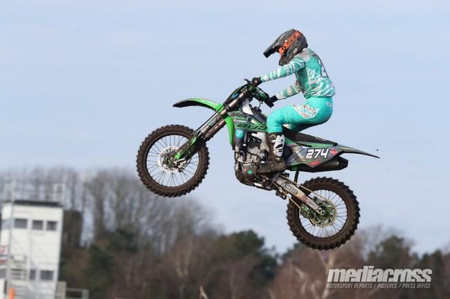 Week-end hollandais en demi-teinte pour le team Bud Racing