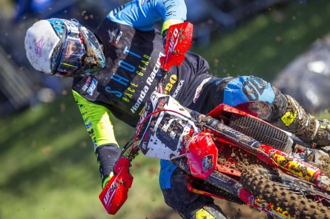 Début de saison MXGP encourageant pour Benoît Paturel et JM Honda Racing