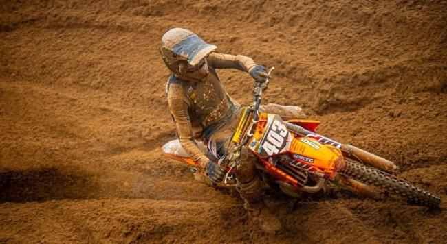 EMX250 : Bastian Boegh Damm premier vainqueur, Liam Everts impressionne !