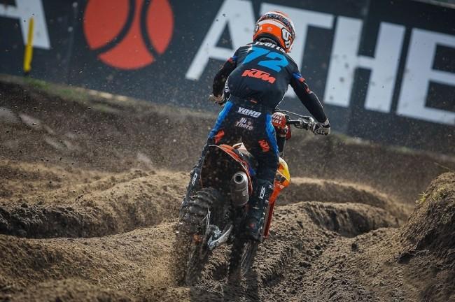 EMX250 : Liam Everts sixième à Valkenswaard
