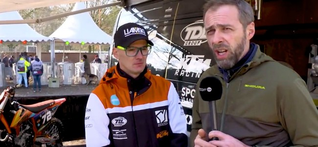 Les espoirs du motocross belge mis à l'honneur sur la RTBF