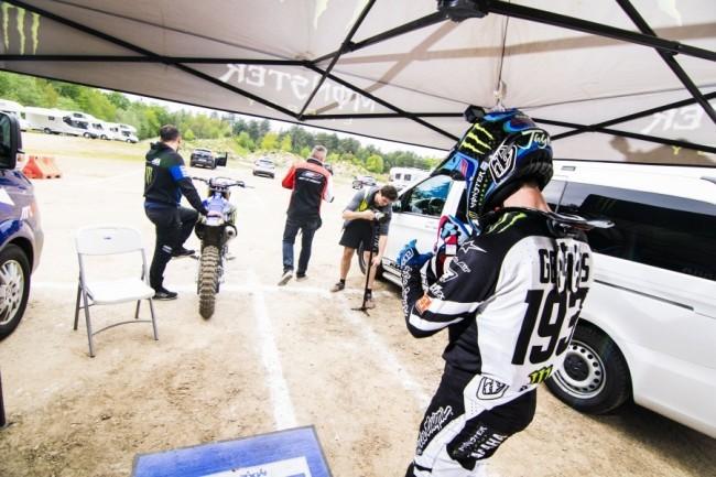 Vidéo : sur le circuit de Genk à bord de la Yamaha de Jago Geerts