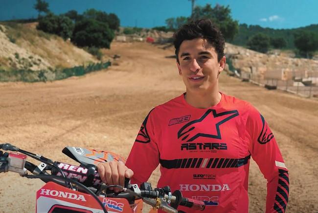 We Ride Again : Marc et Alex Marquez reprennent le guidon de leurs Honda CRF