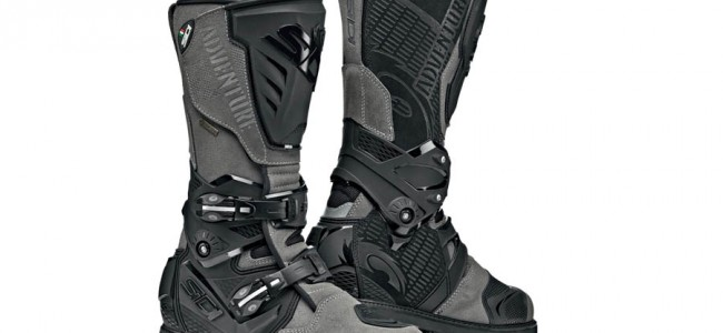 Bottes Sidi Adventure 2 : un must !