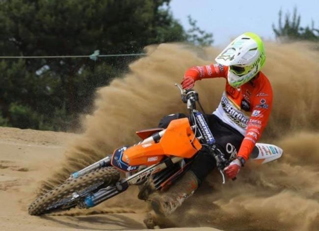 Tallon Verhelst rejoint le team VRT KTM