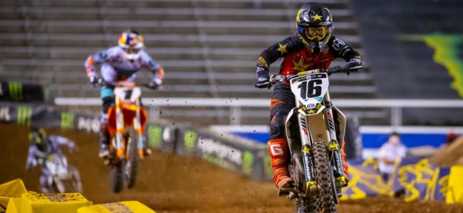 Supercross : les meilleurs moments de Salt Lake City 2