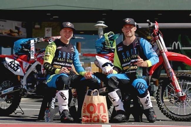 Vidéo : quand Jacky Martens surprend Paturel et Guryev au McDonald's