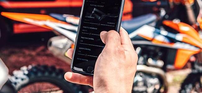 KTM 2021 : assistez en direct au lancement de la nouvelle gamme cross