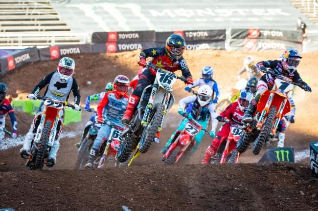 Photos Supercross : Salt Lake City 4
