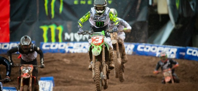 Supercross US : les meilleurs moments de Salt Lake City 3