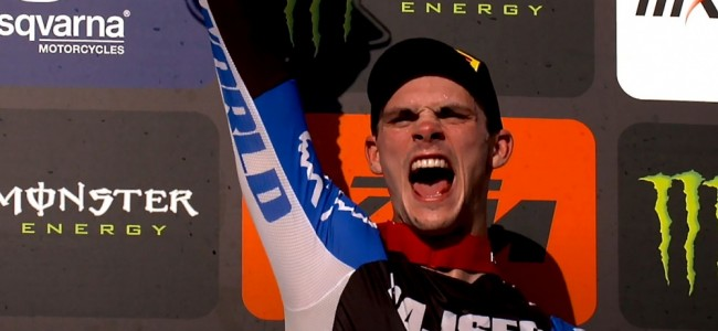 Vidéo : Tim Gajser – Determined to succeed